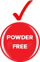 powder free