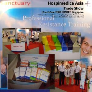 HospicMedic Asia 2008