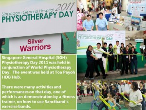 SGH Physiotherapy Day 11092011