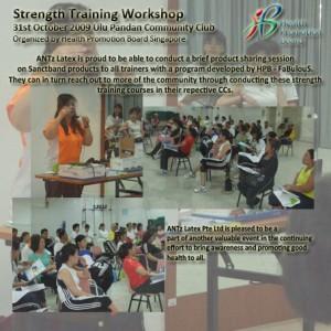 Strength Training Ulu Pandan