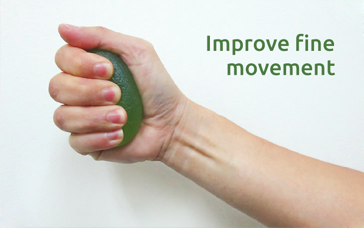 Hand-Exerciser for Carpal Tunnel and Stress-Relief for only