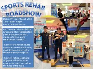 sport rehab - novena