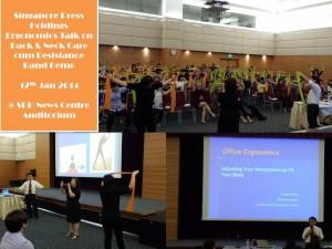 SPH Ergonomics talk 2014
