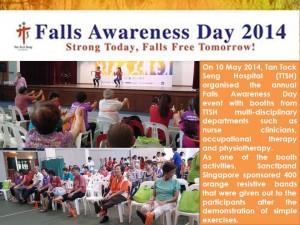 TTSH Fall Awareness Day 2014