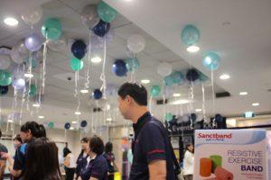 KKH Physiotherapy Day 2015 - ANTz Latex - Sanctband Singapoore - Exercise Bands Tubes_1739