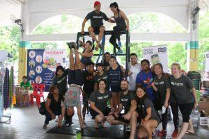 102 absolute Fitness Throwdown Sanctband Singapore 2015