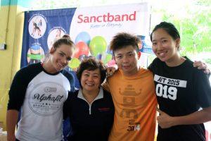 1050 absolute Fitness Throwdown Sanctband Singapore 2015