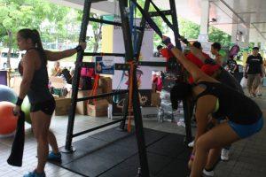 112 absolute Fitness Throwdown Sanctband Singapore 2015