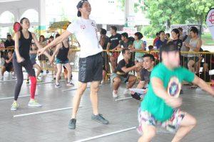 1126 bsolute Fitness Throwdown Sanctband Singapore 2015