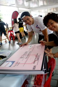 113 absolute Fitness Throwdown Sanctband Singapore 2015