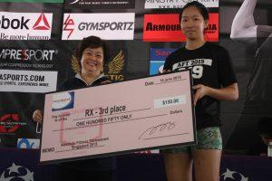 114 absolute Fitness Throwdown Sanctband Singapore 2015