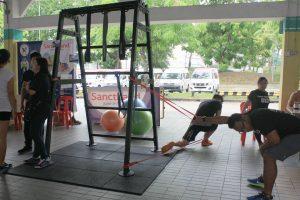 114276 absolute Fitness Throwdown Sanctband Singapore 2015