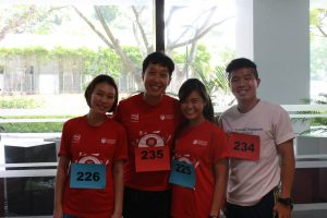 1189 Singapore General Hospital SGH Step Up 2015
