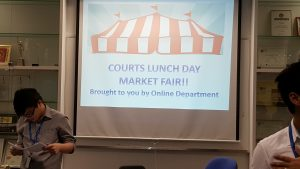 20150521_131415Courts - Market Fair in Conjunction with Lunch Day