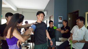 20160430_151004 Flossband Workshop 2 Sanctband Singapore
