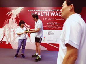IMG_7584SMF (Singapore Manufacturing Federation) Health Walk Sanctband Singapore